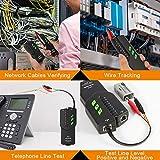 Wire Tracker, Meterk RJ11 RJ45 Multifunctional