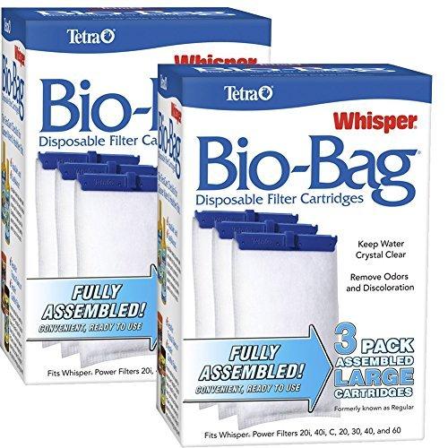 whisper 30 power filter - 2