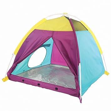 Pacific Play Tents Kids My First Fun Dome Tent - 42u0026quot; x 42u0026quot; x  sc 1 st  Amazon.com & Amazon.com: Pacific Play Tents Kids My First Fun Dome Tent - 42