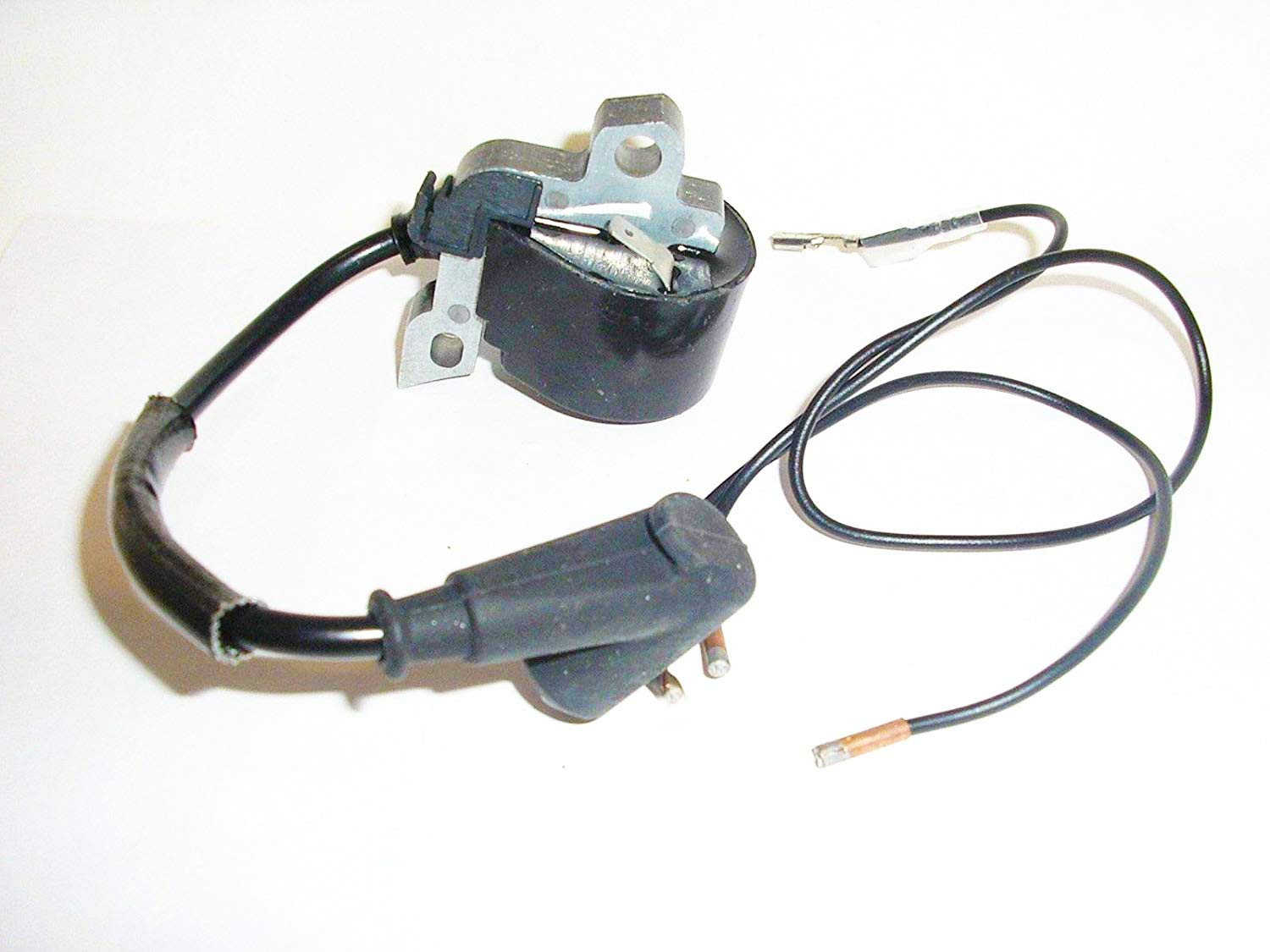 Stihl 029, 028, 026, 036, MS290, 034, 038, 044 Ignition Coil Replaces OEM # 0000-400-1300, Includes Switch Wires! Ships from USA