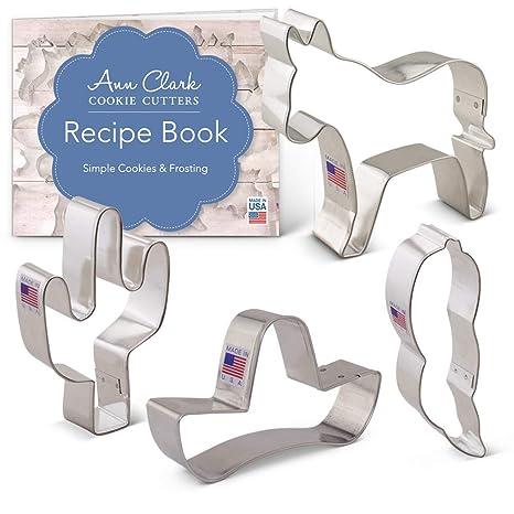 Amazon.com: Cinco de Mayo cortador de galletas – juego de 4 ...