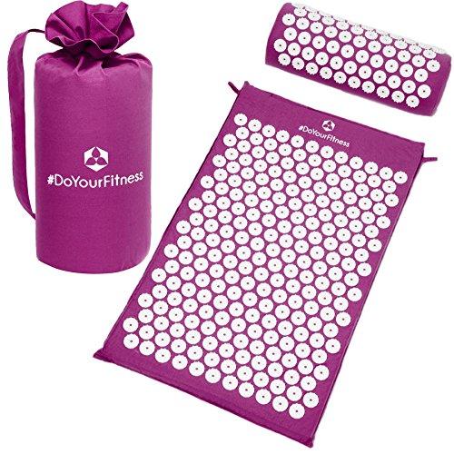 #DoYourFitness Jimuta acupressure-set/bag + mat + pillows/acupressure - and...