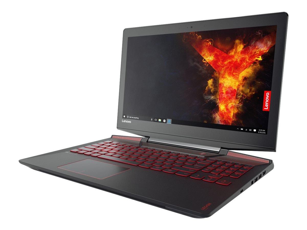 Lenovo Legion y720–15ikb 15,6FHD, i7–7700hq, 16GB, 512GB SSD, 1TB HDD, gtx1060, win10