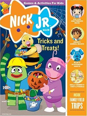 Nick Jr. Magazine: Amazon.com: Magazines