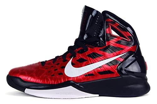 2d46a3045edb Nike 407625-605 Zoom Hyperdunk 2010 Basketball Men s Shoes 10.5 D(M ...