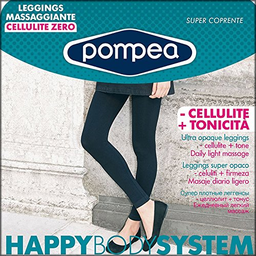 Leggings anticellulite pompea
