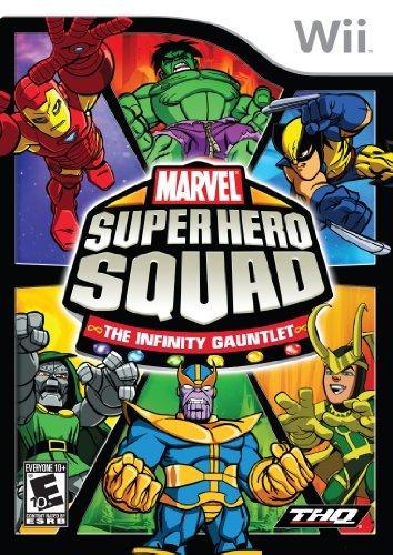 Marvel Super Hero Squad The Infinity Gauntlet - Nintendo - Austin Tx The Hut