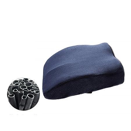 Asiento elevador amortiguador memoria espuma cojín lujo coxis ortopédico asiento ergonómico asiento para el coche mejor para el hogar oficina y coche ...