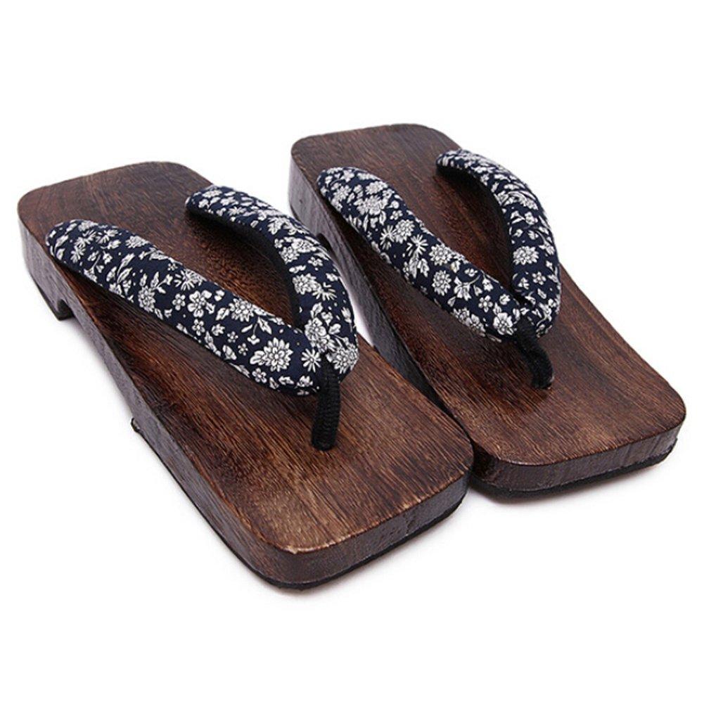 Highdas Frauen Männer Holzschuh Flip Flops Schuhe H4 250 dU8Cm6