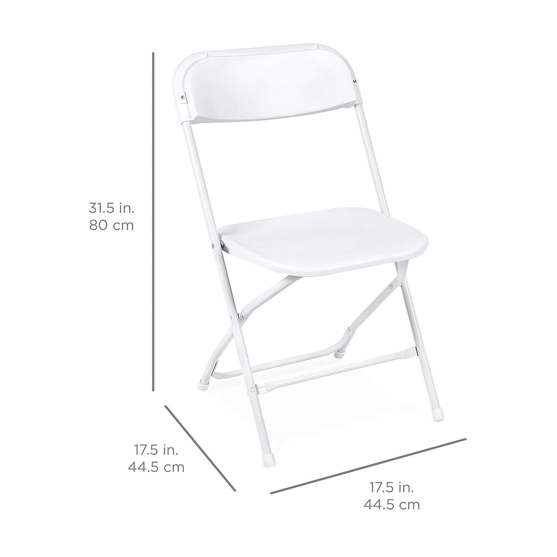 Amazon.com: Best Choice Products (5) sillas plegables ...