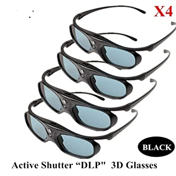 You will think of me 4PCS / Lots Ctive Shutter 96-144HZ Gafas 3D ...