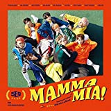 SF9 - MAMMA MIA (4th Mini Album) CD+Booklet+2Photocards
