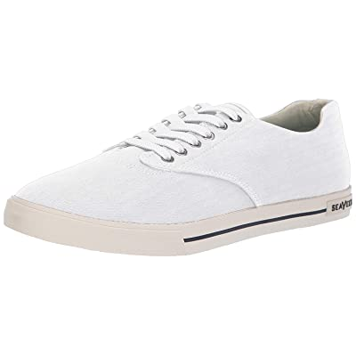 SeaVees Men's Hermosa Plimsoll Surfwash Sneaker | Fashion Sneakers