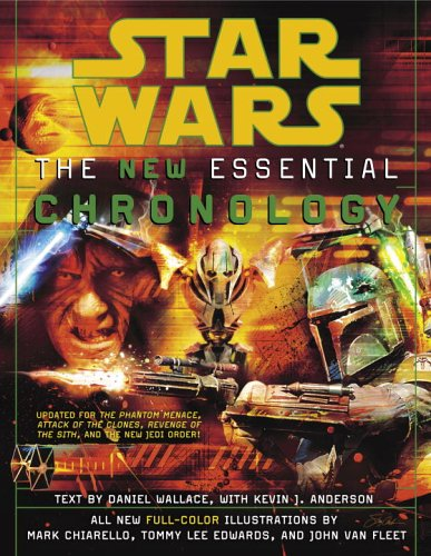 Download Star Wars, The New Essential Chronology ebook