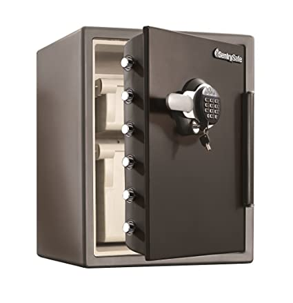 Amazon Sentrysafe Fire And Water Safe Xx Large Digital Safe