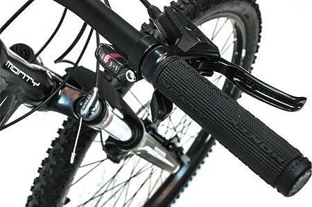 Monty KY27 - Bicicleta montaña Unisex de 24 velocidades, Cuadro de ...