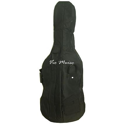 Amazon.com: gig Bag para violonchelo 4/4 Tamaño Completo ...