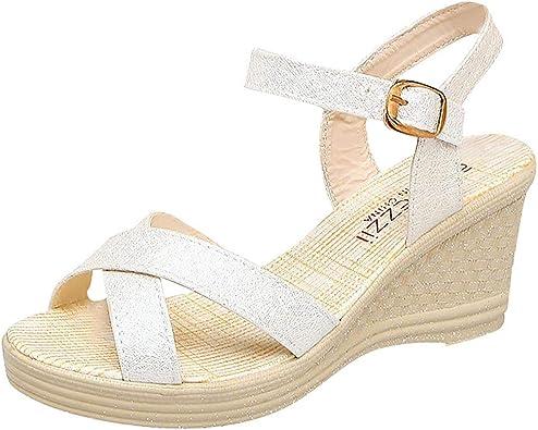 OHQ Chaussures Securite Sport Sandales Femmes Plates