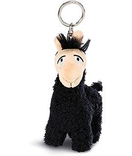 NICI 42240 Plüsch Beanbag Schlüsselanhänger Lama Dalia 10cm