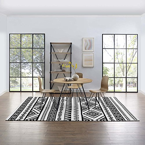 Modway Geometric Moroccan Tribal Contemporary product image