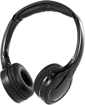 Docooler Ir Infrarot Wireless Auto Kopfhörer Stereo Elektronik