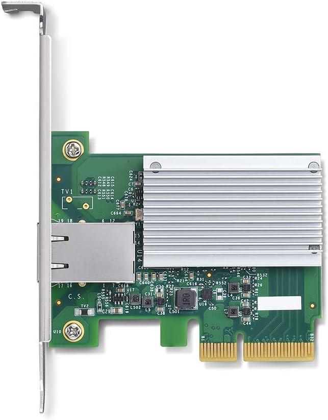 Scheda di rete PCI Express Multi 10GbE Burraflo LGY-PCIE-MG-WR