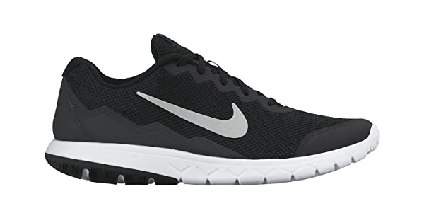 wholesale dealer 4af9e 17153 Nike Mens Flex Experience RN (BlkMtlc Drk GryAnthrctWhite) Running Shoe,  14 D(M) US