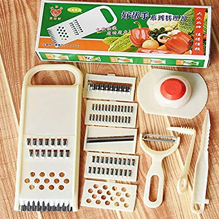 Multi-function Peeler With Storage Box Vegetable Plastic Peeler kitchen Tool LJ
