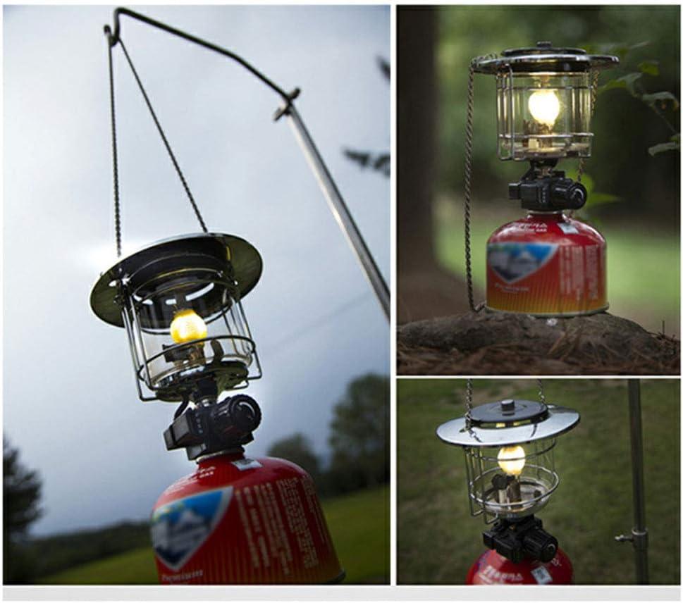 Zeagro - Camisas incandescentes de repuesto para lámpara de gas, para ir de camping, actividades al aire libre, senderismo, 10 unidades