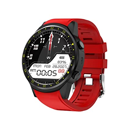 MUOGV Sport Smart Watch con GPS Camera Support Cronómetro ...