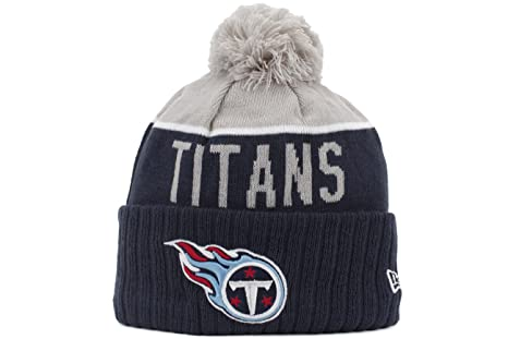 36e05923f56 Amazon.com   Tennessee Titans New Era 2015 NFL Sideline On Field ...
