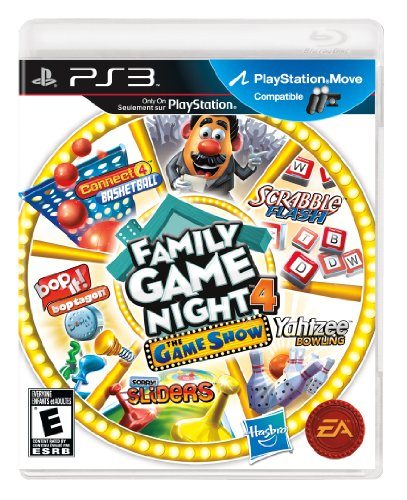 Family Game Night 4: The Game Show - Playstation 3 (Hasbro Family Game Night 3 compare prices)