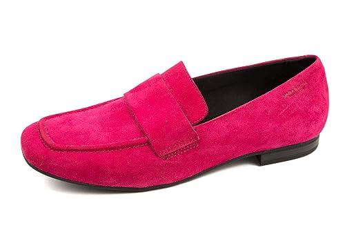 Vagabond VB-015 - Mocasines de Cuero para Mujer Rosa Rosa, Color Rosa, Talla 37 EU: Amazon.es: Zapatos y complementos