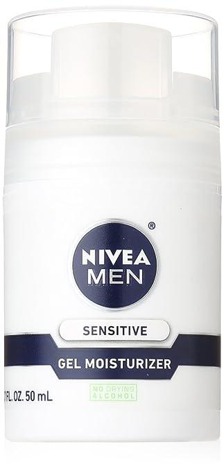 mens sensitive skin moisturizer