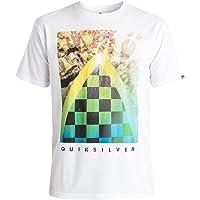Quiksilver Classicteecheck M Tees Wbb0 Camiseta, Hombre
