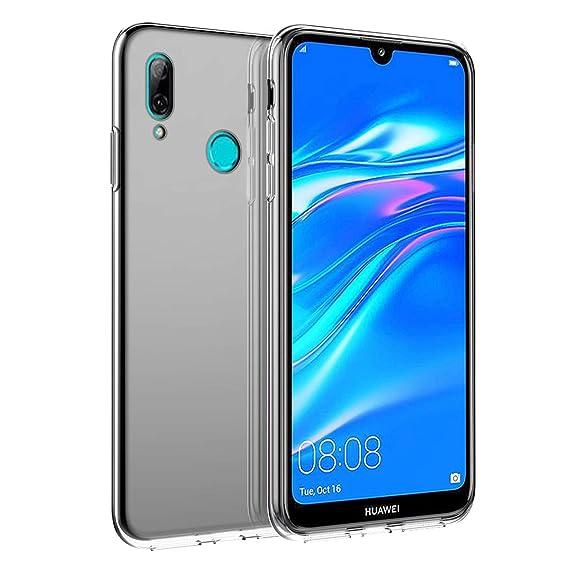 designer fashion 2b045 69045 Amazon.com: for Huawei Y7 Prime 2019 Backcover FugouSell Shockproof ...
