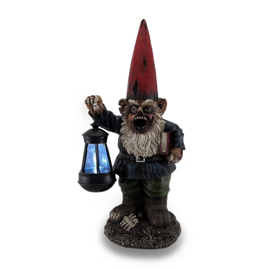 Walking Fred Zombie Gnome