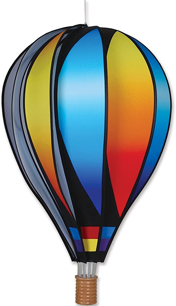 Premier Kites Hot Air Balloon 22 In Sunset Garden Outdoor Amazon Com