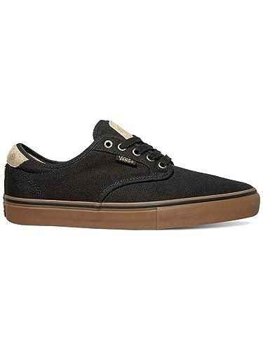 477f622e9d Image Unavailable. Image not available for. Color  Vans Chima Pro Native  Black Gum Skate Shoes US Men s ...