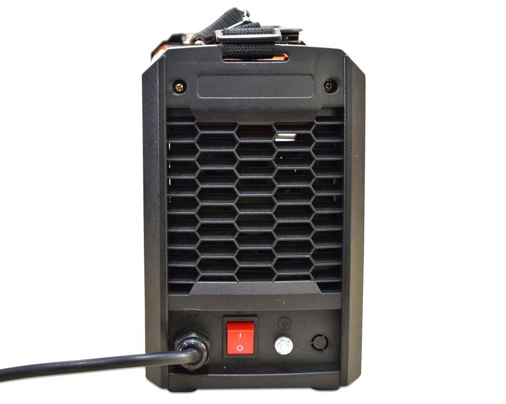 Soldador Inverter Soldadora Equipo de Soldadura Electrodo Electrodo hasta 4.0mm Maquina de Soldar (200Amp, suelda hasta 5.0mm, IGBT, Pantalla LED, ...