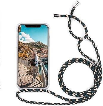 XCYYOO Carcasa de movil con Cuerda para Colgar iPhone XR【Versión ...