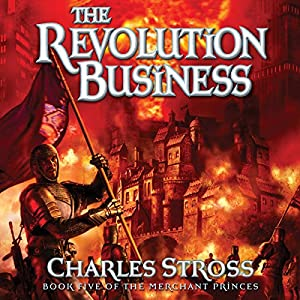 The Revolution Business Hörbuch