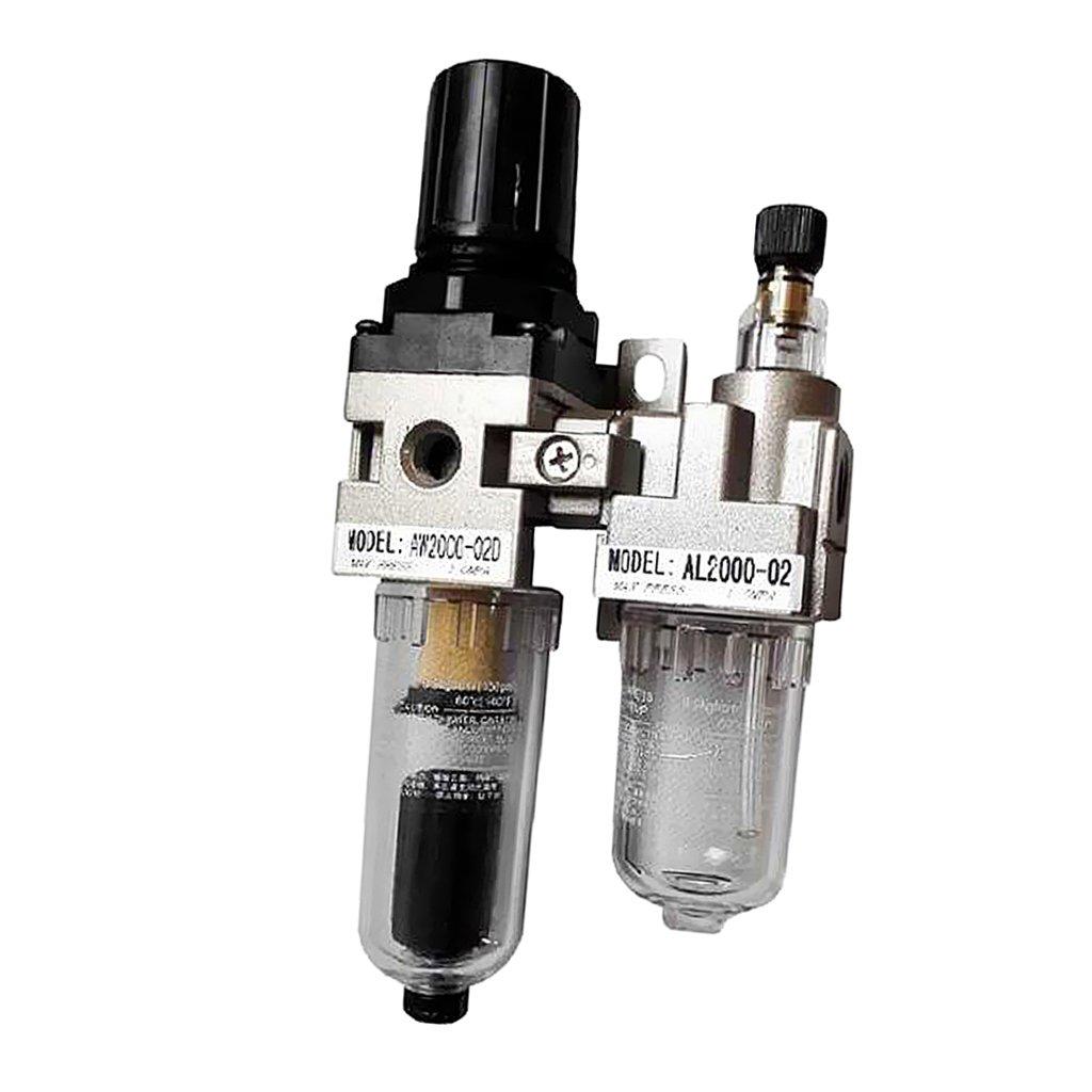 MagiDeal AC2010-02d Luftfilterregler Öl Wasserabscheider Automatische Entwässerung STK0160008889
