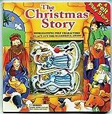 The Christmas Story (A Felt Play Storybook)
