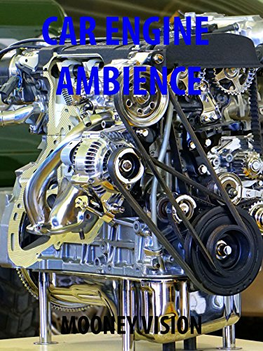 Car Engine White Noise Ambience: Relax and Listen To The Sounds Of A Running Car Engine [OV]