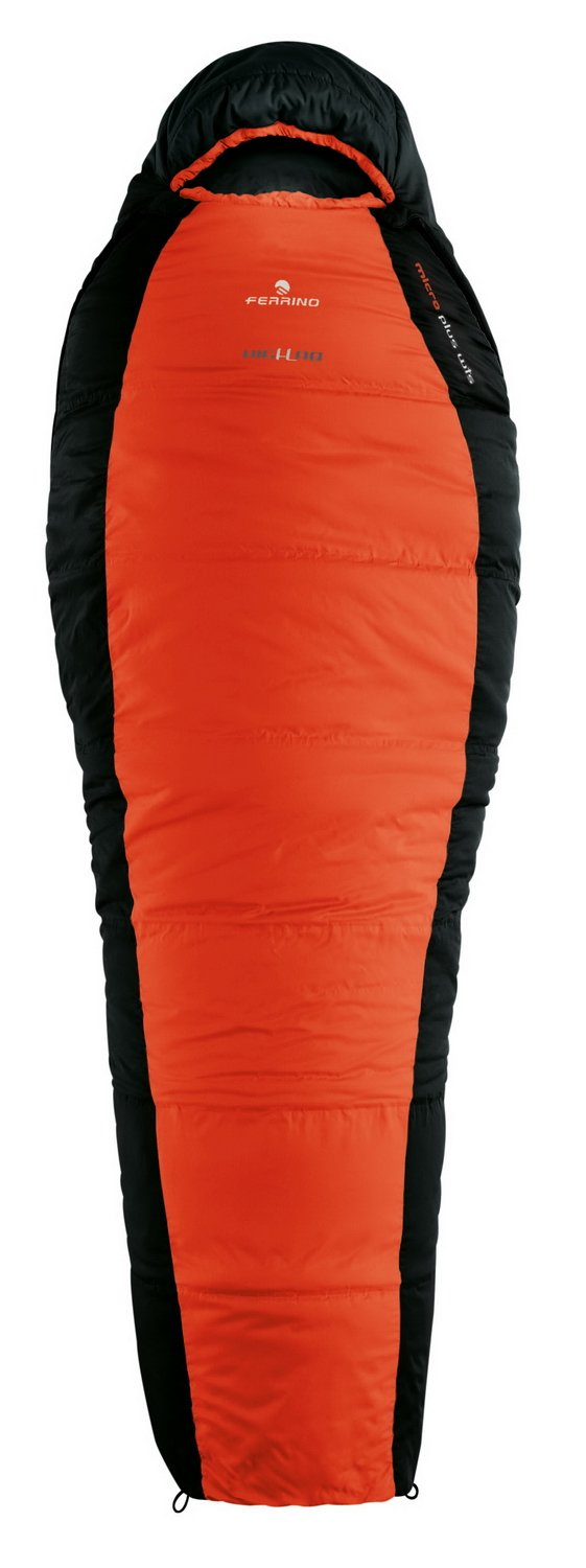 Ferrino HL Micro Plus WTS Sleeping Bag (Black) by Ferrino