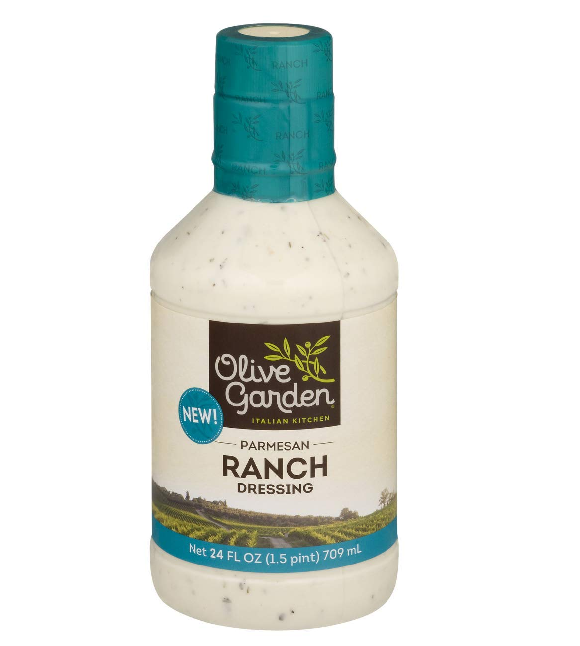 Olive Garden Parmesan Ranch Dressing 24 oz.