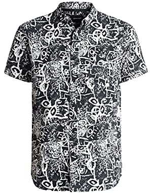 Mens Hypnosis - Short Sleeve Shirt Short Sleeve Shirt