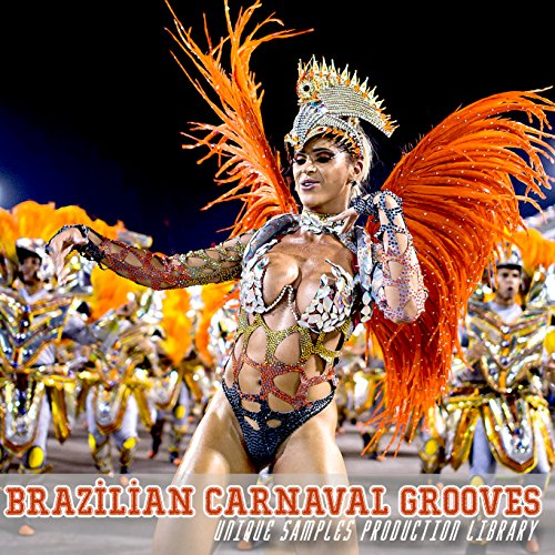 BRAZILIAN GROOVES - Large Unique original SOUND Samples LIBRARY on DVD or for download by SoundLoad