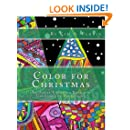 Color for Christmas: An Adult Coloring Book